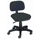 Jemini Gas-Lift Typist Chair Charcoal
