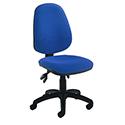 Jemini High Back Tilt Operators Chair Blue