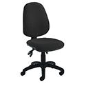Jemini High Back Tilt Operators Chair Charcoal