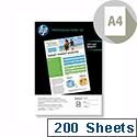 HP A4 Professional Inkjet Paper Matt 120gsm 200 Sheets Q6593A