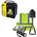 AA Winter Car Kit Contains Snow Shovel/Vest/Emergency Blanket and Dynamo Torch Ref 5060114513386