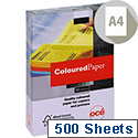 A4 Canon Light Violet Coloured Paper Multifunctional 80gsm 500 Sheets