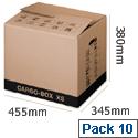 Smartbox Cargo Box XS Internal W455xD345xH380mm Pack 10