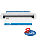Brother DS-620 Colour Document Portable Scanner