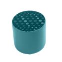 Link Radius Circular Stool Blue