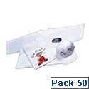 Decadry Light T-Shirt Transfer Pack of 50 DCI1770
