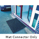 Mat Connector for Rubber Ring Mat Black 324545