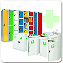 Medical Hygiene Lockers