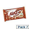 Nestle Aero Milk Chocolate Biscuit Pack of 7 12070494