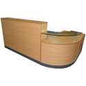 Complete Reception Unit Beech