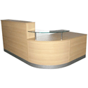 Complete Reception Unit Maple