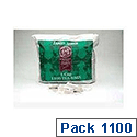 One Cup Tea Bag Pack of 1100 CB468 WX06166