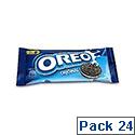 Oreo Vanilla Biscuits Pk24 915529