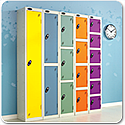 Standard Personal Storage Multi-Tier Lockers