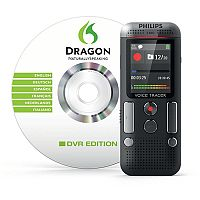 Philips Voice Tracer DVT2700 Digital Voice Recorder DNS Software