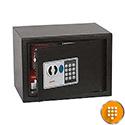 Phoenix Computer Security Safe Size 3 Electric Lock Black
