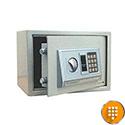 Q-Connect 10 Litre Electronic Safe Cream 200x310x200mm