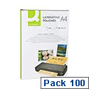 Q-Connect Laminating Pouch A4 200 microns (Pack of 100) KF04115
