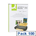 Q-Connect Laminating Pouch A4 160 microns (Pack of 100) KF04114