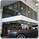 SAS SYSTEM 7000 Double Glazed Acoustic & Fire Rated Office Partitioning System