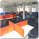Skillpages Project - Internet Technology Company - Furniture Fit Out of New Offices in Dublin by HuntOffice Interiors