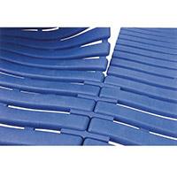 Leisure Safety Mat Connectors Blue