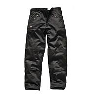 Dickies Redhawk Action Trousers Waist Size 32 Inch Inside Leg 32 Black