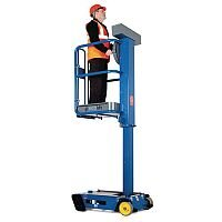 Manual Personnel Lift. Max Working Height 3.5M