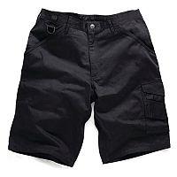 Scruffs Worker Lite Shorts Waist Size 30 Inch Black