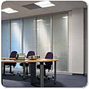 SAS SYSTEM 3000 Single Glazed Glass Office Partitioning System