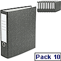Uno Lever Arch File A4 [Pack 10]