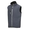 Snickers 8014 A.I.S. Fleece Vest Size XS Grey