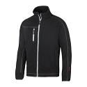 Snickers 8012 A.I.S. Fleece Jacket Black