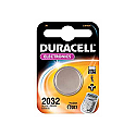 Duracell ButtonBattery Lithium 3V DL2032
