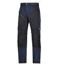 6202 RuffWork, Work Trousers+ Holster Pockets Navy\Black - 9504
