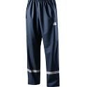 Snickers 8201 Rain Trousers PU Navy Size XS
