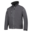 Snickers 1211 Profiling Soft Shell Jacket Grey