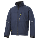 Snickers 1212 Soft Shell Jacket Navy