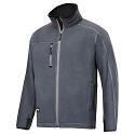 Snickers 8012 A.I.S. Fleece Jacket Steel Grey