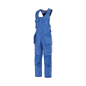 Snickers 0214 Craftsmen One-piece Holster Pocket Trousers Canvas+ Blue
