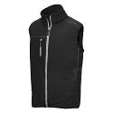 Snickers 8014 A.I.S. Fleece Vest Size XS Black