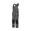 Snickers 0212 Craftsmen One-piece Holster Pocket Trousers DuraTwill Muted Black/Black