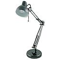 Studio Poise Hobby Desk Lamp Adjustable 35w Black Chrome Ref L855BH