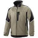 Snickers 1119 Craftsmen Winter Jacket Khaki/Black Power Polyamide