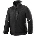 Snickers 1119 Craftsmen Winter Jacket Black Power Polyamide