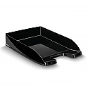 Stackable Letter Tray Black 5 Star