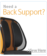 Need a Back Support?