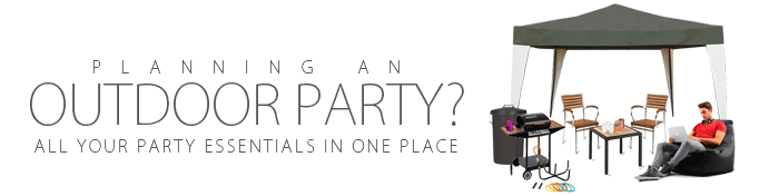 Planning an outdoor party?