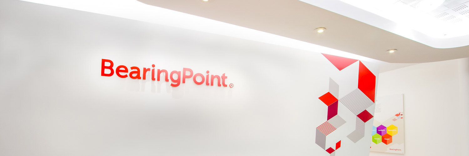 Bearing Point Complete Office Fitout