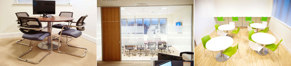 1E Office Fit out Dublin
